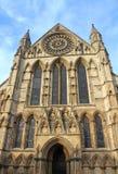 Монастырская церковь Йорка, Йорк, северный Йоркшир Стоковое Изображение