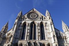 Монастырская церковь Йорка Стоковое фото RF