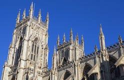 Монастырская церковь Йорка Стоковое Изображение