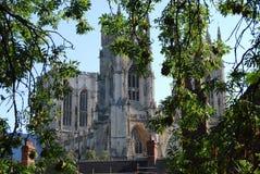 Монастырская церковь Йорк Стоковые Изображения
