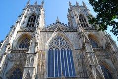 Монастырская церковь Йорк Стоковое Изображение RF