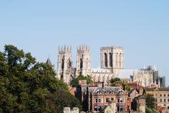 Монастырская церковь Йорк Стоковая Фотография RF