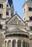 монастырская церковь Стоковые Фото