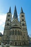 монастырская церковь Стоковая Фотография