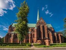 Монастырская церковь Стоковое фото RF