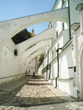 монастырь аркады Стоковая Фотография