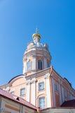 Монастырь Александра nevsky в Санкт-Петербурге стоковые фотографии rf
