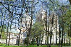 Монастырь Александра nevsky в Санкт-Петербурге Стоковое Изображение RF