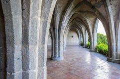 Монастырь виллы Cimbrone Стоковая Фотография