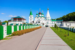 Монастырь восхождения Pechersky Стоковая Фотография RF