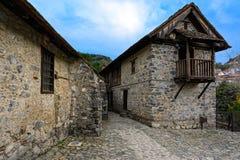 Монастырь в Кипре стоковые изображения