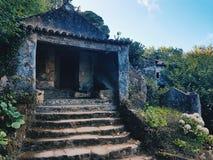 Монастырь в Sintra Стоковое фото RF