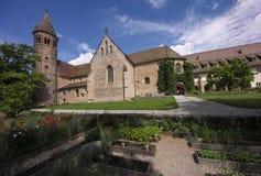 Монастырь Германия Lorch Стоковые Изображения RF