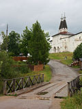 Монастырь Кирилла-Belozersky, Kirillov, Россия стоковые фото