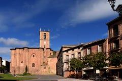 Монастырь Ла Santa Maria реальный, Стоковое фото RF