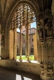Монастырь Ла Santa Maria реальный, Najera, Наварра Стоковые Фотографии RF