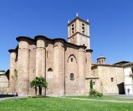Монастырь Ла Santa Maria реальный, Najera Стоковые Фотографии RF