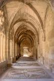 Монастырь монастыря Ла Oliva, Наварры стоковые изображения rf
