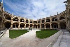 Монастырь монастыря Стоковая Фотография