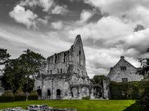 Монастырь монаха стоковое фото rf