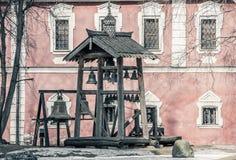 Монастырь Москвы Spaso-Andronikov Стоковая Фотография RF