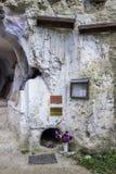 Монастырь пещеры Bakota стоковые фото