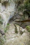 Монастырь пещеры Bakota стоковая фотография
