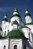 Монастырь предположения Eletsky святой Собор предположения благословленной девой марии Стоковые Изображения