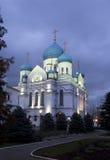 Монастырь России, St Nicholas. Стоковые Изображения