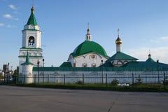 Монастырь святой троицы Стоковая Фотография