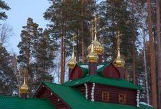 Монастырь святых королевских мучеников Стоковое фото RF