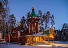 Монастырь святых королевских мучеников Стоковая Фотография