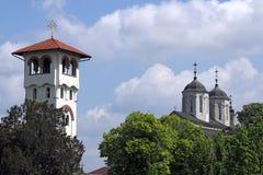 Монастырь Сербия Kovilj правоверный стоковая фотография