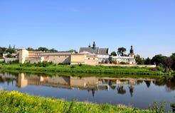 Монастырь сестер Norbertine в Кракове, Польша Стоковая Фотография