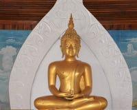 Монастырь Таиланд 2 виска внутренний Стоковые Фотографии RF