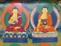 Монастырь Тибет Xigatse/Шигадзе Tashilhunpo стоковые изображения rf