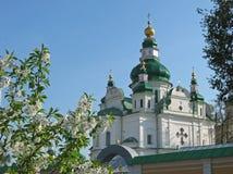 Монастырь троицы в Chernihiv, Украине Стоковая Фотография