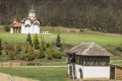 Монастырь фермы Kaona стоковые изображения rf