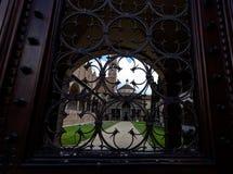 Монастырь Флоренс Firenze Тоскана Италия Santa Croce Стоковое Изображение RF