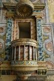 Монастырь Христоса в Tomar, Португалии Стоковая Фотография RF