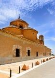 Монастырь Девственница Del Saliente Стоковое фото RF