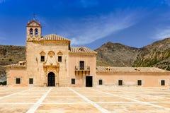 Монастырь Девственница Del Saliente Стоковые Фотографии RF