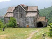 Монастырь Akhtala Стоковые Изображения