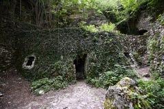 Монастырь Aladzha стоковое фото