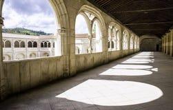 Монастырь Alcobaça, Португалия Стоковые Изображения RF