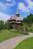 Монастырь Barsana в Румынии Стоковая Фотография