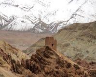 Монастырь Basgo Стоковые Фото