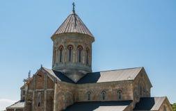 Монастырь Bodbe стоковая фотография