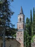 Монастырь Bodbe стоковое изображение rf