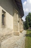 Монастырь Bogdana, Radauti, Румыния Стоковое фото RF
